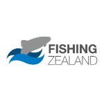 Fishing Zealand Logo Lille