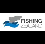 Fishing Zealand Logo Lille